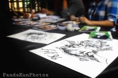Art 36 (pandakunphotos) Tags: art 36 draw ink amateur photographic cosplay cosplayer new canon t3 rebel people artistic photography photographer panda kun photos expo anime tamashii managua nicaragua ccnn centro cultural nicaragüense norteamericano