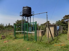 Water Tank In Shihalia Kenya