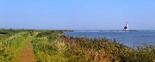 Hike on the dike