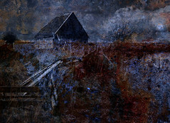 Planet Texel (Ger Veuger) Tags: landschap landscape abstract abstractlandschap abstractlandscape noordholland noordhollandslandschap dutchlandscape planettexel texel collage abstractedigitalecollage abstractdigitalcollage texture vollemaan maanlicht moonlit fullmoon