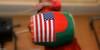 Celebration of unity : US - Bangladesh (Pordeshia) Tags: bangladesh usa culture dhole music drum dhuli diversity cleveland bangladeshiculture banglaculture flags
