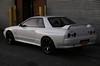 1989 Nissan Skyline GT-R (vetaturfumare - thanks for 2 MILLION views!!!) Tags: rhd nissan r32 bnr32 skyline godzilla gtr rpmnyc rpm nyc jdm white rims night 日産 スカイライン 1989