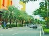 Jalan Dr. Ir. H. Soekarno - Galaxy Mall II (Detta Priyandika) Tags: surabaya jalan street scape city kota bersih cleanest indonesia road