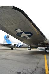 B 17 bomber 007 (richardmarkdarley) Tags: b17bomber