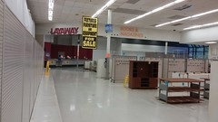 Looking towards Layaway (Retail Retell) Tags: former super center kmart downsized austin peay highway raleigh memphis tn shelby county retail liquidation store closing sale
