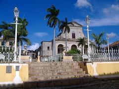 Iglesia Mayor de la Santísima Trinidad (tunante80) Tags: trinidad cuba america españa caribe unesco patrimoniodelahumanidad canchanchara colonial historia mar