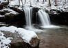 Debord in the Snow (lancekingphoto) Tags: debordfalls waterfall snow winter nature cold frozenhead park woods fujifilmxe2 fujinonxf18135mmf3556rlmoiswr