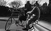 Street Photography New York City (BonePaint) Tags: street photography new york city nikon fm nikkor 28mm f28 ais kodak trix 400 pushed 1600 35mm blackwhite analog film developed 11 d76 scanned epson v550