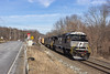 Right Along Route 17 (sully7302) Tags: norfolk southern ns h08 h70 tier nj transit metro north emd sd70acu sd60i c449w sloatsburg ny new york route 17