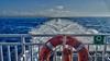 RUMBO 2017 (abuelamalia49) Tags: mar cielo estrecho barco travesia destinoañonuevo ferry nubes martesdenubes estela