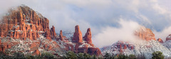 Sedona-7610-Pano-Edit (Michael-Wilson) Tags: michaelwilson sedona arizona snow winter clouds churchoftheholycross church mountains pano panorama verylarge twinsisters