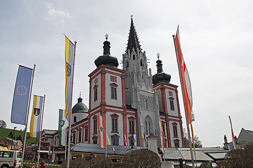 Mariazell cathedral