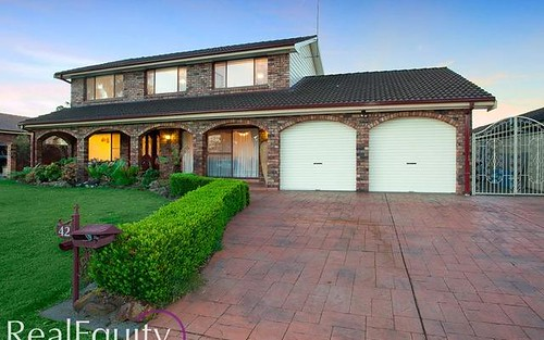 42 Rugby Crescent, Chipping Norton NSW 2170