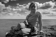DSC_0082-Edit.jpg (awebnerd) Tags: portrait beach landscape lakesuperior ella