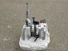Routine Maintenance (253rd Legion Application) (Josiah N.) Tags: lego star wars clone trooper ice base
