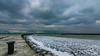 Glaces dans le port d'Estavayer-le-lac (Switzerland) (christian.rey) Tags: estavayerlelac fribourg suisse ch broye glace lacdeneuchâtel lac gelé port hiver winter eis sony alpha 77 tokina 1116 paysage landscape banquise swiss lake