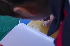 """Recorrido del Director General Germán Cervantes Ayala a la Escuela Primaria Rural Federal """"Lázaro Cárdenas""""  beneficiada con el programa Escuelas de Tiempo Completo en #ElPunto #Ixtepeji #Ixtlán"""