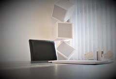 Nonoiz cubes im Einsatz bei einem Kunden (IP Adelt) Tags: büro akustik cube würfel adelt innovation design raum kanzlei kottkamp