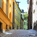 Stockholm - Old Town, Street, Gamla Stan