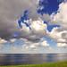 nubes en gijon wallpaper 16-9 pano