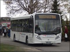BA 8360 (SN15 LKG) 2 (Colin H,) Tags: bus rally 200 shuttle concorde cobham british alexander dennis airways e200 dart enviro brooklands adl staf 2015 lkg ibp alexanderdennis enviro200 ipswichbuspage sn15 colinhumphrey sn15lkg