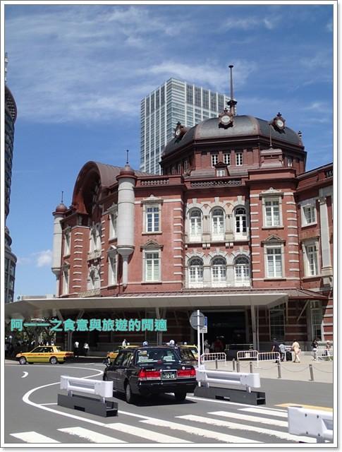 東京旅遊東京火車站日本工業俱樂部會館古蹟飯店散策image012