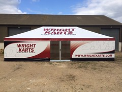 2015 SWRD Factory Team Awning