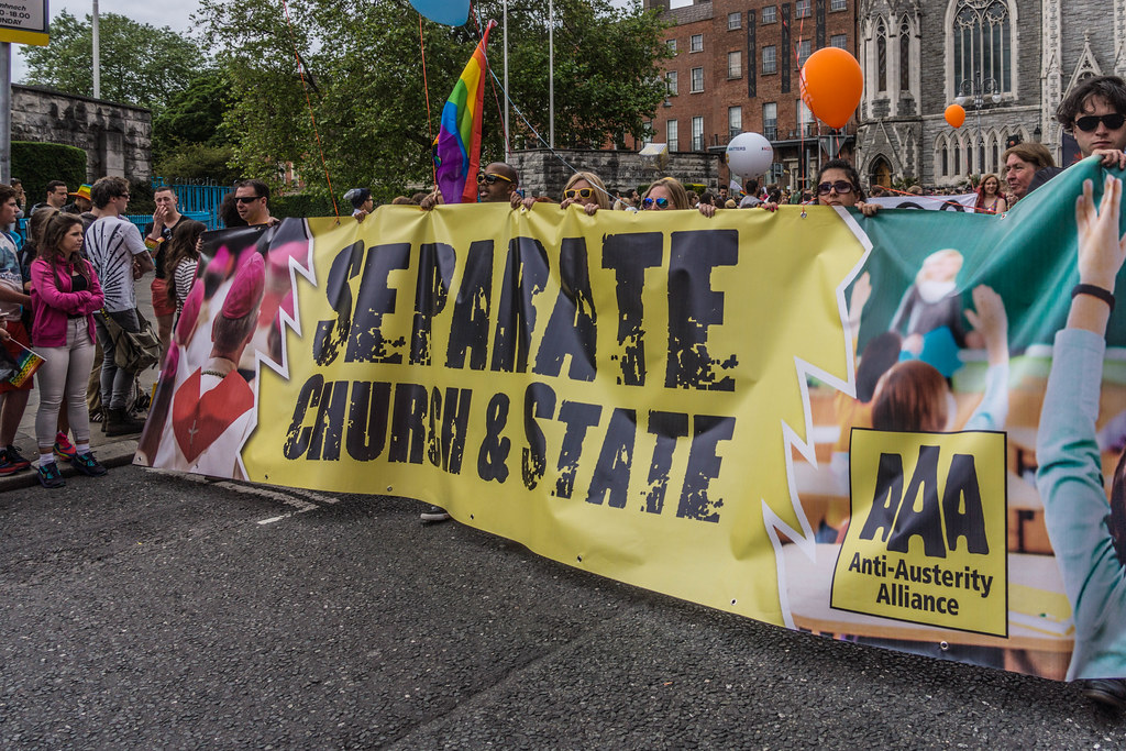 DUBLIN 2015 LGBTQ PRIDE PARADE [THE BIGGEST TO DATE] REF-105941