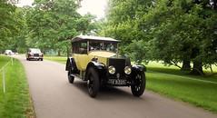 Rolls Royces (DncnH) Tags: summer car rollsroyce lincolnshire stamford burghleypark