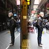 - (_barb_) Tags: street reflection streetportrait australia melbourne centreplace