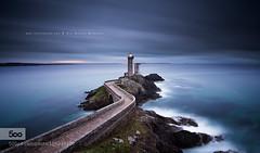 PETIT MINOU (muriloals) Tags: blue lighthouse sunrise nikon lee farol filters minou petit d800 1635 finistere 500px ifttt fredconcha phqre fqrol