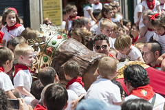 "SAN FERMIN 2015 14 • <a style=""font-size:0.8em;"" href=""http://www.flickr.com/photos/39020941@N05/19506799659/"" target=""_blank"">View on Flickr</a>"