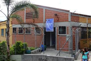 Biblioteca Público Escolar Santa Cruz