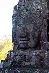 2015-05-23 Cambodia Day 4, Prasat Bayon (Qsimple, Memories For The Future Photography) Tags: old travel building tower art heritage tourism monument nature stone wall architecture asian religious temple design artwork ancient ruins worship asia cambodia cambodian khmer place natural outdoor antique buddhist traditional famous religion ruin culture buddhism places landmark structure historic sacred thom civilization siemreap angkor wat hinduism archeology religions sculptures bayon prohm 2015 prasat camera:make=canon exif:make=canon geo:lat=13441125 exif:lens=ef24105mmf4lisusm geo:state=siemreap exif:aperture=ƒ56 qsimple geo:country=cambodia camera:model=canoneos600d exif:model=canoneos600d exif:isospeed=400 exif:focallength=47mm geo:city=krongsiemreap geo:location=sangkatnokorthum geo:lon=10385886667