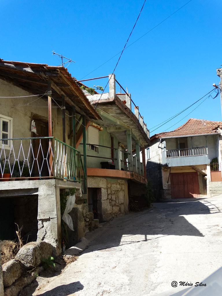 Águas Frias (Chaves) - rua Central (parcial)