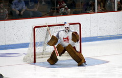 Anthony Moccia (Odie M) Tags: college hockey sport boston nhl goalie university icehockey ncaa eagles als bostoncollege terriers walterbrownarena bostoncollegeeagles bostonuniversityterriers compassionatecare anthonymoccia commavecharityclassic