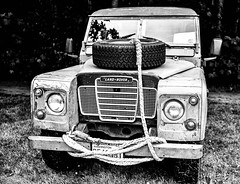 Classic Land Rover (mfenne) Tags: park leica monochrome st rover images edward land marlowe fenne drala