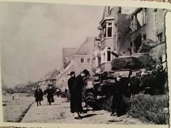 Paterswoldseweg de tank van Fred Butterworth (zaqina) Tags: fred groningen 70 jaar butterworth scheepvaartmuseum noordelijk paterswoldseweg bevrijdt