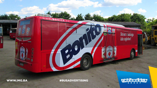 Info Media Group - Bonito, BUS Outdoor Advertising, Banja Luka, Sarajevo 06-2015 (3)