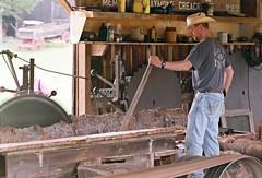 sawmill (rentavet) Tags: nikkormatft2 nikkor105mm saegertownpa