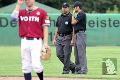 "BBL15 PO GF G2 Paderborn Untouchables vs. Heidenheim Heideköpfe 09.08.2015 048.jpg • <a style=""font-size:0.8em;"" href=""http://www.flickr.com/photos/64442770@N03/20434949975/"" target=""_blank"">View on Flickr</a>"