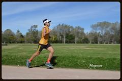 Miguel Márquez (magnum 257 triatlon slp) Tags: miguel márquez triathlete triatleta talento potosino triathlon triatlon slp méxico miguelmarqueztricom magnum parque park tangamanga run