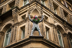 Ringo Starr at the Hard days night hotel (ThrottleUK) Tags: hard days night hotel ringo starr christmas beatles liverpool