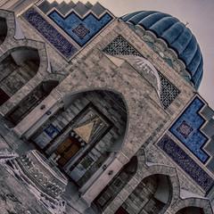 Hoca Ahmet Yesevi Camii
