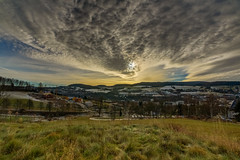 IMG_0740_1_2_fused-2 (André Leonhardt) Tags: heaven abend beauty colors clouds canon deutschland erzgebirge eos70d evening germany hdr himmel hills landschaft landscape natur nature nacht night photography sonnenuntergang sunset wolken winter town trees