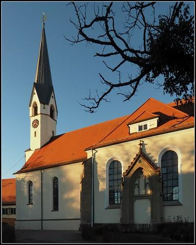 Pfarrkirche St. Mauritius in Nordstetten