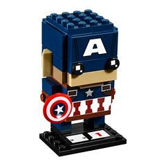 (hello_bricks) Tags: lego brickheadz 2017 avengers marvelsavengers marvel captain america 41585 41586 41587 41588 41589 41590 41591 41592