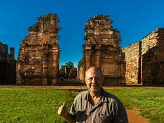 Guarani Jesuit Ruins San IgnacioMini ,  Misiones , Argentina @WaltiTellvUri