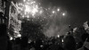 Magic Kingdom (Ken Cruz --- Fernweh) Tags: magickingdom disneyland disney fireworks hdr blackandwhite explosion smoke people parade nightsky nightout night lookup california ana