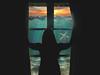(Sarixi) Tags: chica ventana mar atardecer photoshop bajo el estrella luz agua oceano contraluz fondo del starfish sea ocean window shadows under sunset light water